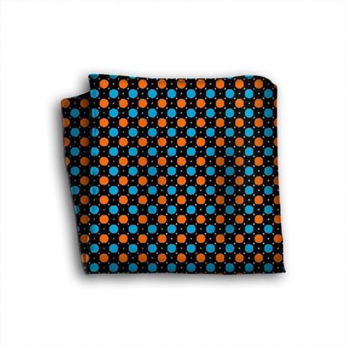 Sartorial silk pocket square 419390-02
