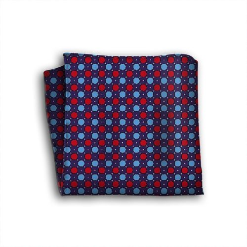 Sartorial silk pocket square 419390-03