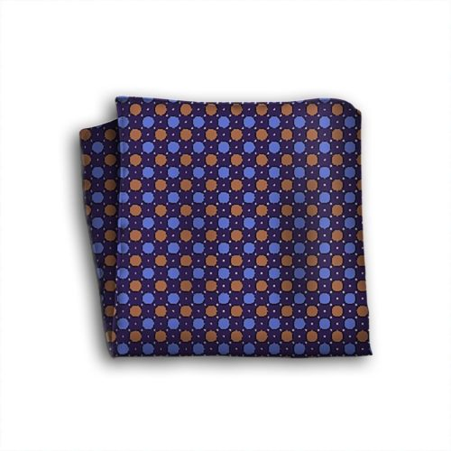 Sartorial silk pocket square 419390-04