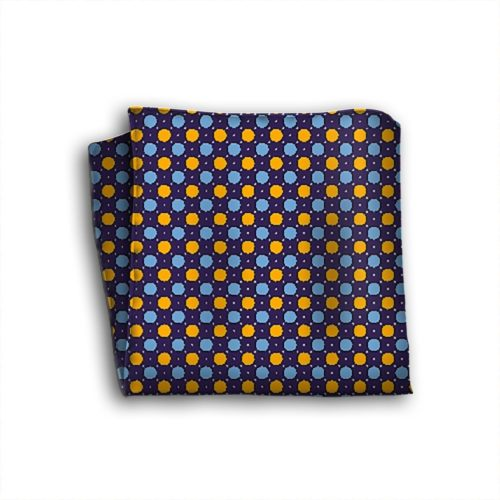 Sartorial silk pocket square 419390-05