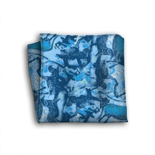 Sartorial silk pocket square 419450-03