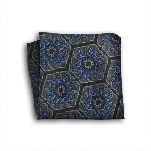 Sartorial silk pocket square 419656-08