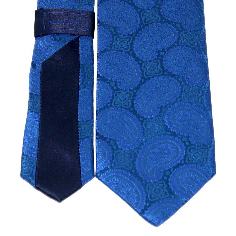 Sartorial woven silk necktie 419607-02