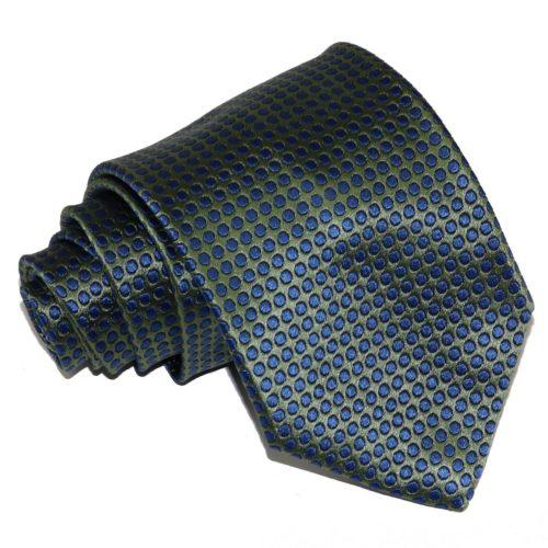 Sartorial woven silk necktie 419615-03