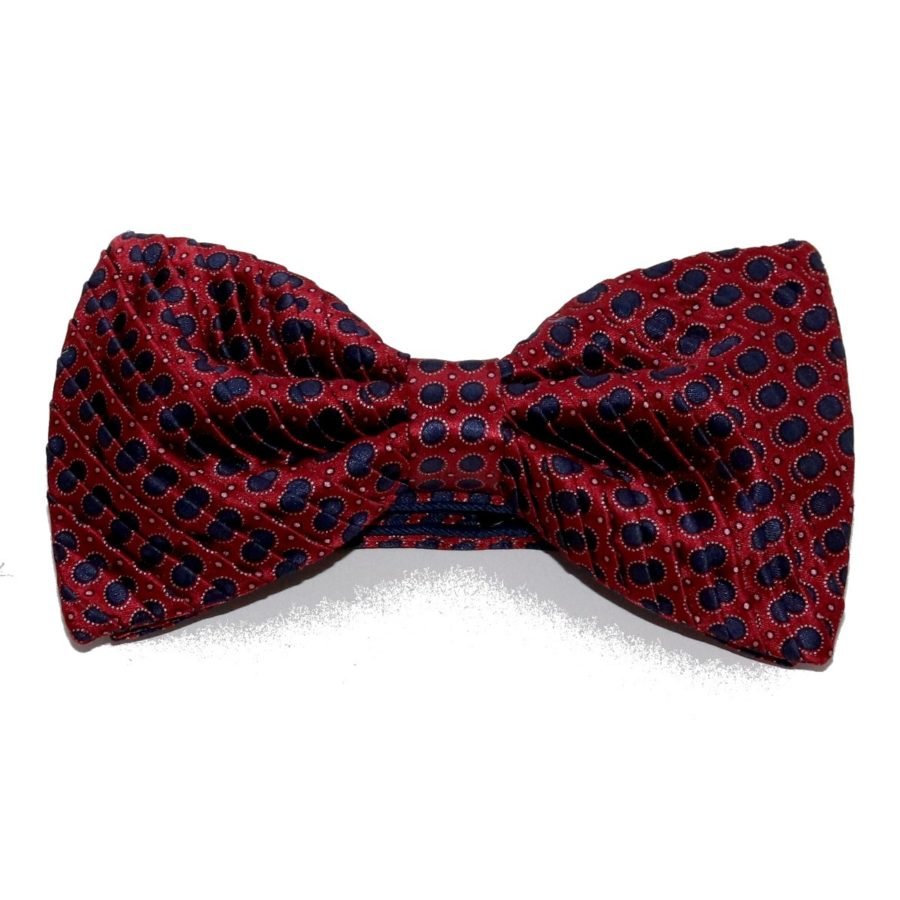 Tailored handmade bow-tie 419320-02