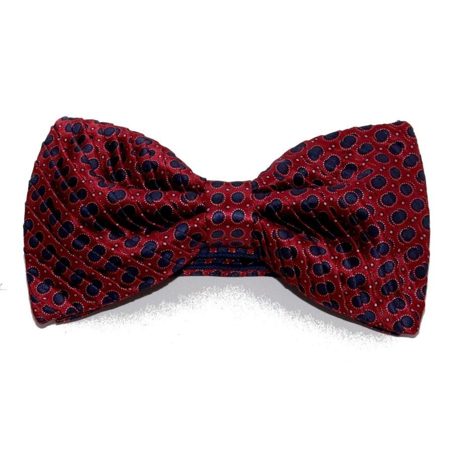 Tailored handmade bow-tie 419320-02