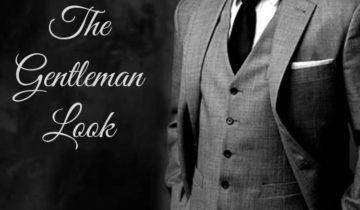 How to look and dress like a true Gentleman by Italo Ferretti