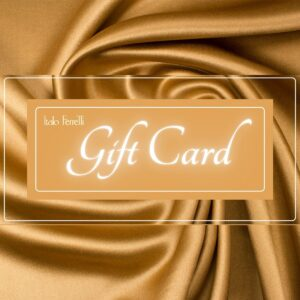 ITALO FERRETTI GOLDEN GIFT CARD
