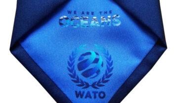 WE ARE THE OCEANS: Italo Ferretti for WATO